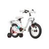 s'cool niXe 12 - Vélo enfant - steel blanc